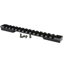 Warne Warne Howa / Vanguard Long Action Tactical Zero MOA Rail 7651M