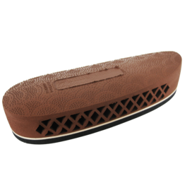 Pachmayr Pachmayr Recoil Pad Whiteline Deluxe Field 325 Large Brown