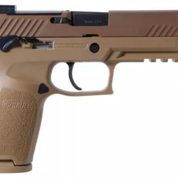 Sig Sauer P320 Semi-Auto Pistol M17 9mm 320F-9-M17-10