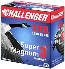 "Challenger Challenger Ammo 50172 Super Magnum 5017 Shotshell 12 GA 3"" #2 1-1/8 oz 1550 fps 25 Rnd"
