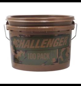 "Challenger Challenger Ammo 52072 Steel Magnum Shotshell 12 GA 3"" #2 1-1/4 oz 1450 fps 100 Rnd"
