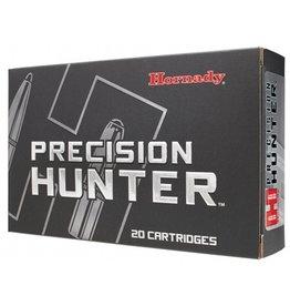 Hornady Hornady Precision Hunter Rifle Ammo 7mm Rem Mag 162gr ELD-X 20RDS 80636