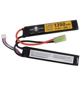 Gear Stock Gear Stock 7.4V 25C 1350mAH Nunchuck LiPo Battery
