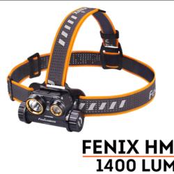 fenix HM65R = E01 V2.0 Combo Headlamp