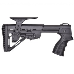 Canuck 12GA Tactical Sliding Stock With Pistol Grip