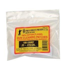 Pro-shot Pro Shot Patches 1 1/8 100ct