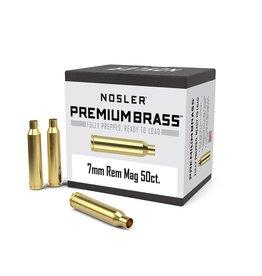 Nosler Nosler 7MM REM MAG Brass 50ct.