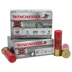 """Winchester 12GA #4 Shot Turkey Load 3"""""""