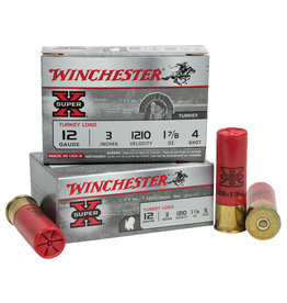"Winchester Winchester 12GA #4 Shot Turkey Load 3"""