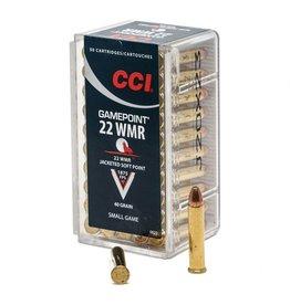 CCI CCI Gamepoint 22WMR 40GR JSP