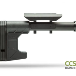 MDT Skeleton Carbine Stock CCS Black