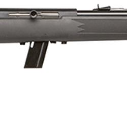 "Savage 40203 64 F Semi Auto Rifle 22LR Syn Blk Matte Stock 21"" DBM 10 Shot"
