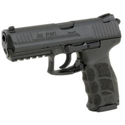 Heckler & Koch P30L V3 EXT Slide 9mm DA/SA Pistol