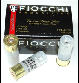 """Fiocchi Fiocchi 12GA 2-3/4"""" 1325 FPS 10 Shotshells 9 Pellets"""
