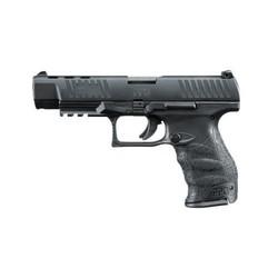 """Walther PPQ M2 5"""" 9x19mm 10R Black"""