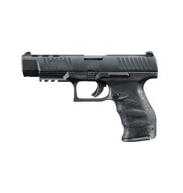 """Walther Walther PPQ M2 5"""" 9x19mm 10R Black"""