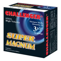 "Challenger 12GA 2.75"" Mag #2 Steel Long Range"