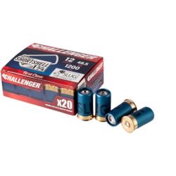 Challenger 12 GA Super Short Shell 1200FPS 1 3/4 Slug 20ct