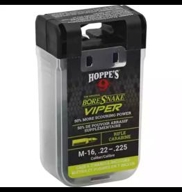 Hoppe's Hoppe's BoreSnake Viper M-16 .22 .225 Cal