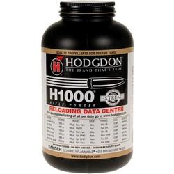 Hodgdon 10001 H1000 Extreme Smokeless Rifle Powder 1Lb