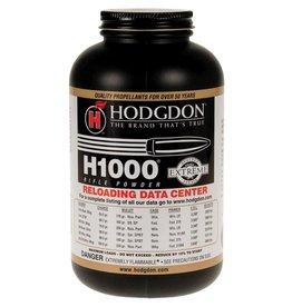Hodgdon Hodgdon 10001 H1000 Extreme Smokeless Rifle Powder 1Lb