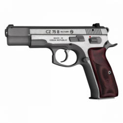 CZ 75 B New Edition Stainless 9mm Luger