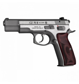 CZ CZ 75 B New Edition Stainless 9mm Luger