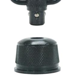 GrovTec Push Button Magazine Cap Swivel Set Remington 870 Express 12GA