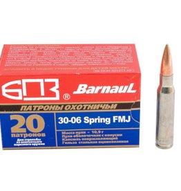 Barnaul Barnaul .30-06 SPRG 168gr FMJ