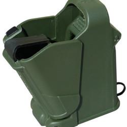 Uplula Mag Loader Dark Green 9mm/45ACP