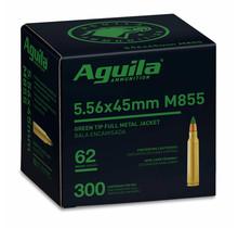 Aguila 5.56 Green Tip Bulk Pack 300rds Bulk Pack