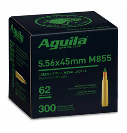 Aguila Aguila 5.56 Green Tip Bulk Pack 300rds Bulk Pack