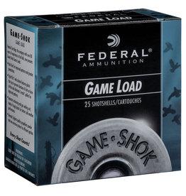 Federal Federal Game-Shok Upland Game Shotshell 12 GA 6 10z 1290FPS 25rds
