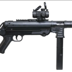 GSG MP-40 Standard 22LR Semi Rifle W/Red Dot Combo Non-Restricted