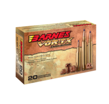 Barnes Vor-TX Rifle Ammo 30-06 SPR TTSX BT 180GR 20ct