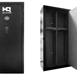 """HQ Outfitters HQ-S-22 22 Gun Safe 55""""x26.75""""x17.5"""" Electric"""