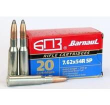 Barnaul 7.62x54R SP 20ct
