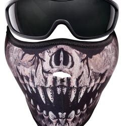 Game Face Protection Set Predator Military Grade