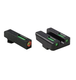 Truglo Truglo TFX Walther P99 PPQ Fiber-Optic  Xtreme Handgun Sight