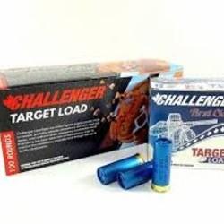 """Challenger 12ga 2 3/4"""" #7.5 , 400rds, 11/8oz. 1200fps"""