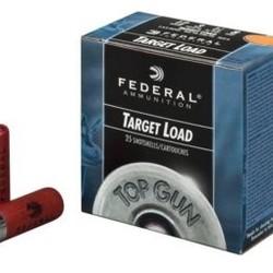"""Federal Top Gun Target Shotshell20 GA 2-3/4 7-1/1 Shot 7/8oz 21/2 Dream EQ. 2-3/4"""""""