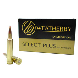 Weatherby 257 WBY MAG 110 GR Hornady ELD-X Ultra-High-Velocity