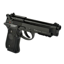 KWC M92 full auto Airsoft pistol
