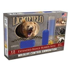 Lightfield 12GA 600FPS 2 3/4 Rubber Slug