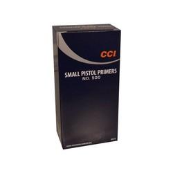 CCI Small Pistol Primers #500 1000ct