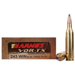 Barnes vor-tx 243 80gr tsx bt tipped