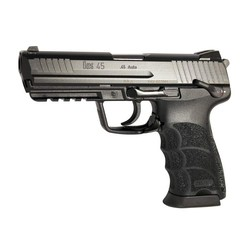 Heckler & Koch HK45 Full .45 ACP DA/SA 3 DOT BL/BL