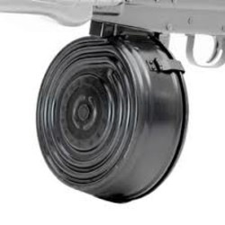 Drum Mag For Type 81 LMG