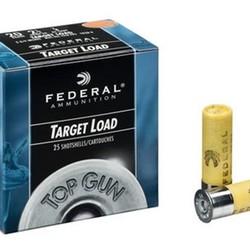 Federal top Gun target 20ga 2 3/4  7/8oz 25rds
