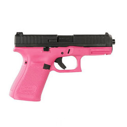 Glock 44 .22LR 106MM BBL 2 10 Rounds Mags Hot Pink Color